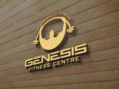 Logo Design for fitness center