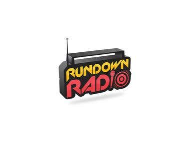 Rundown Radio Logo