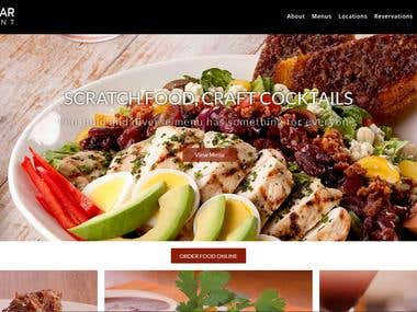 Online Restaurant Venue