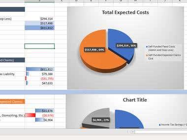 Expert Creator in Presentation Excel