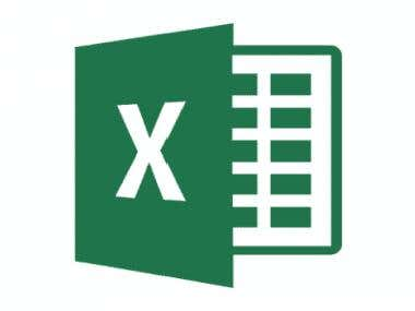 Write anything on Excel