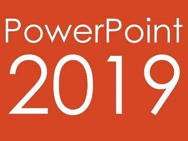 Write anything on PowerPoint