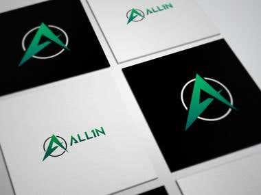 ALL1N Logo
