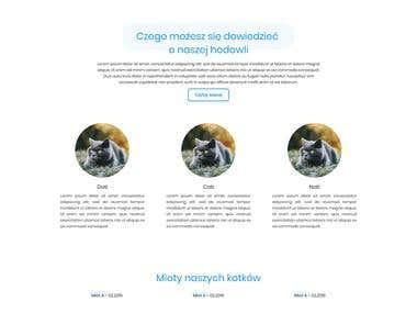 Cat breeding website