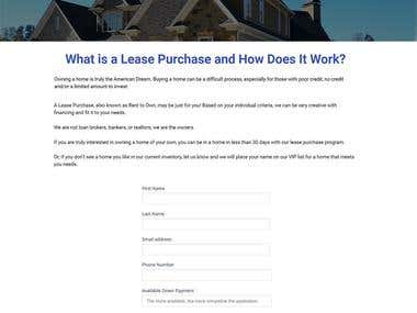 Website Development For Diversified Property Group