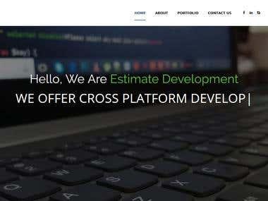 ESTIMATE WEB