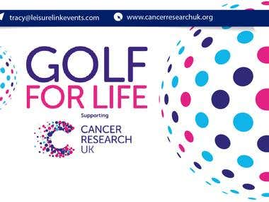 Cancer Research UK / Golf For Life