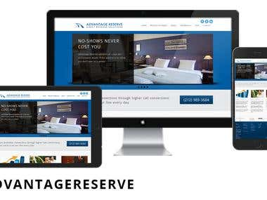 Web Redesign & Mobile Responsive