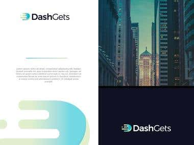 Logo Design proposal for DashGets