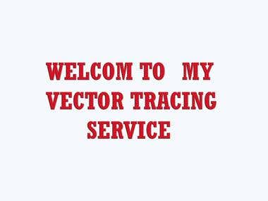 Vector tracing ,
