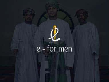 E - for Men