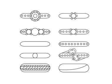 Jewellery Icon Design