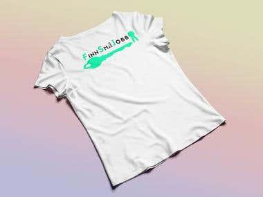T-shirt designing