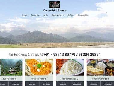 Dooarshini Resort