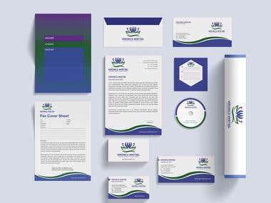 Logo & Stationary Design