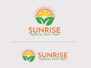 Fruit Farm Logo