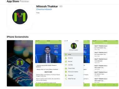 Mitessh Thakkar