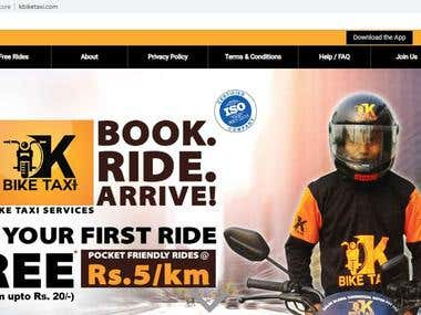 Kolkata's First Bike Taxi {WEB}