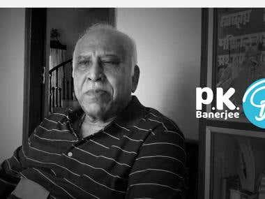 Pradip Kumar Banerjee or P.K.Banerjee