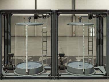 Factory IO Plant design