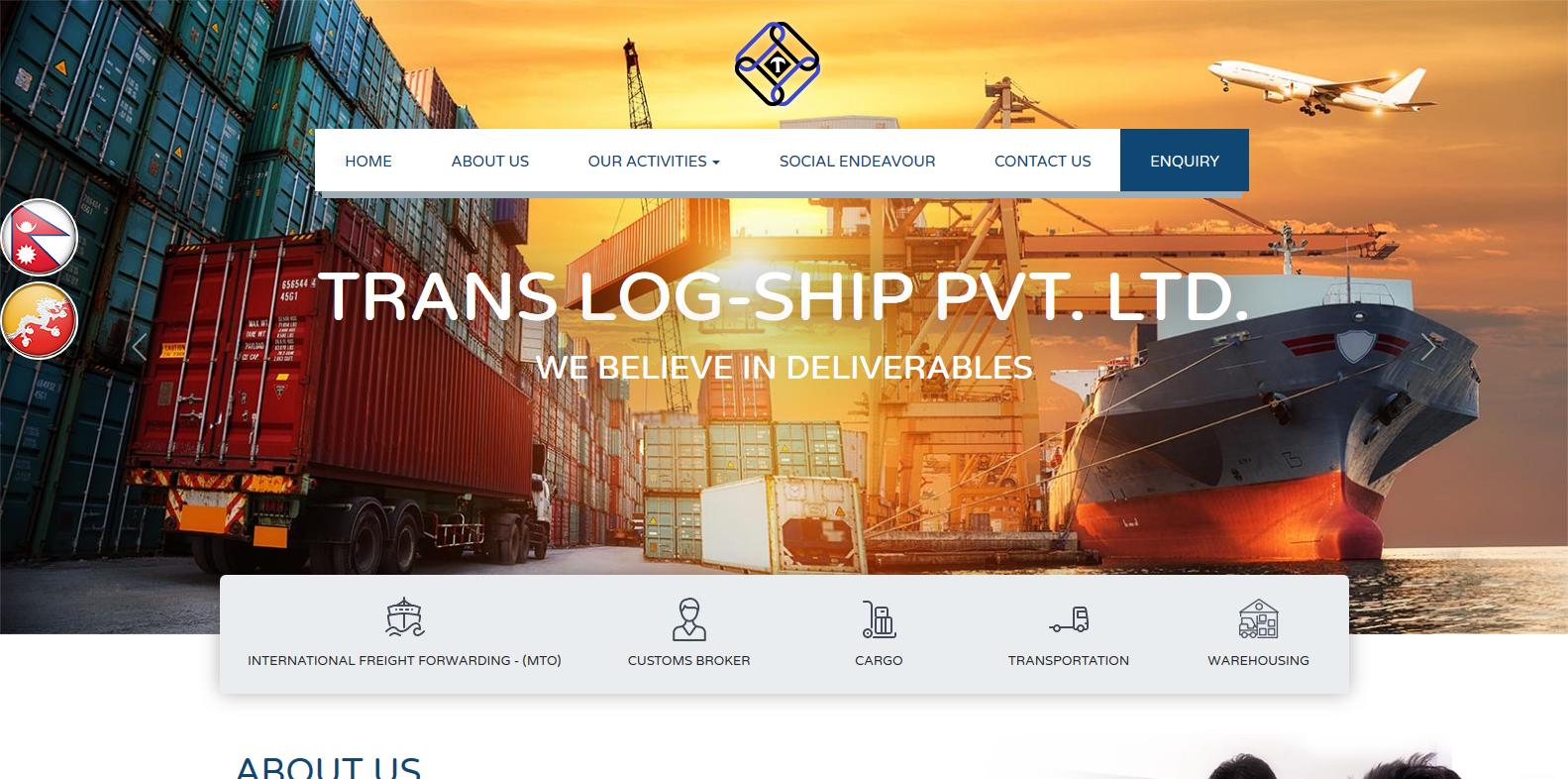 Trans Log-Ship Pvt. Ltd.