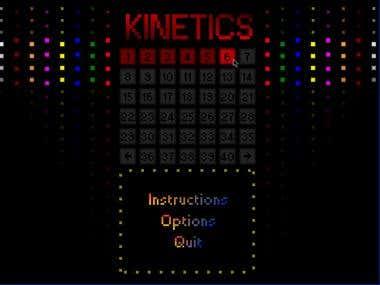 Kinetics!