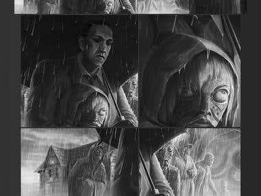 H.P. Lovecraft world
