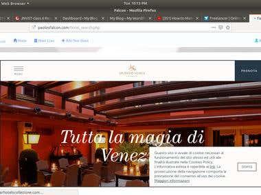 Hotel Comparision Website : paolosfalcon