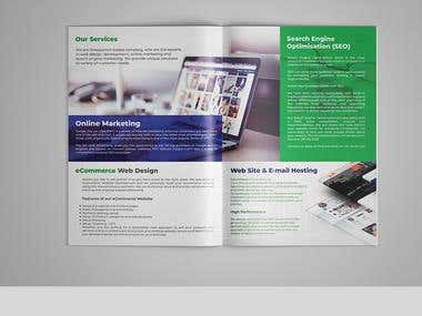 Double Sided Brochure