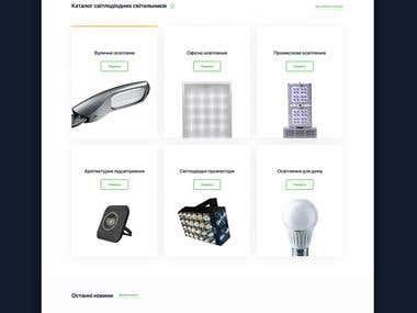 Radiy Website Design