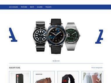Shopify Store accesorizeintl