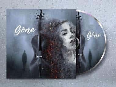 Album art and album cover