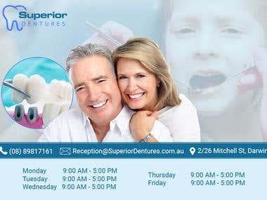 Dental social media Ads