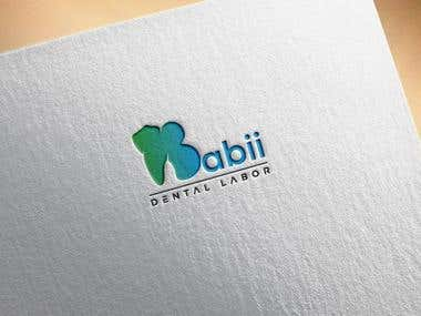 Dental Laboratory Technician logo design