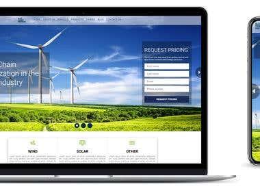 Freelancer Contest - Blue Power Partners