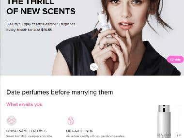 Fragrance Marketplace