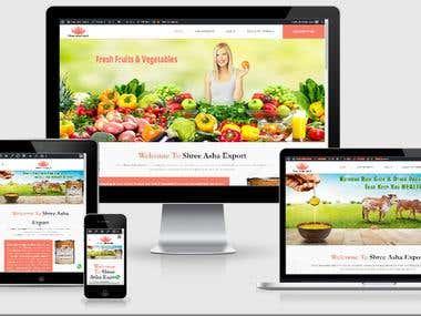 Fresh Fruit & Vegetables Product Exporter