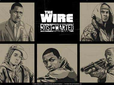 The Wire - art