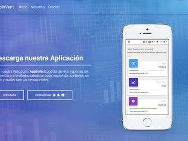 Aplicación Móvil - AppInVent