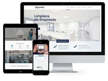 Woocommerce Business website