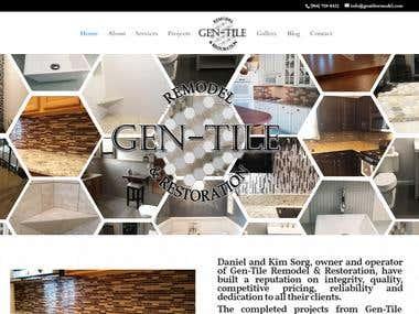 Remodel Gentile & Restoration
