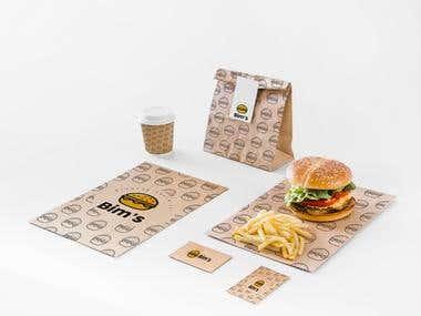 Branding FastFood Restaurant