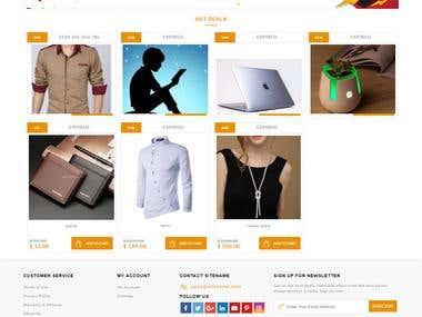 http://ezshopit.com/ Online e-Commerce store