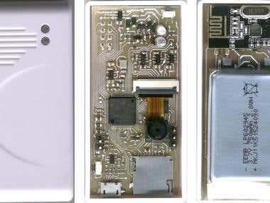 AtomCam V4 [Wireless JPEG Camera]