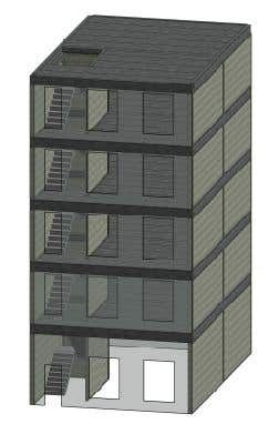precast house and shop drawing by Revit