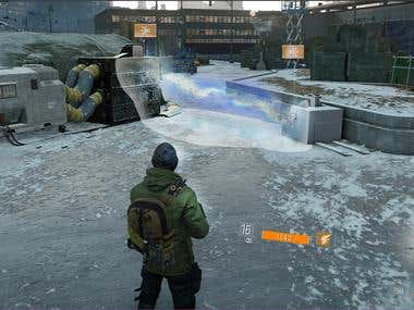 Tom Clancy's The Division - Skills and UI