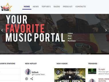 Rapstar.com