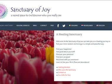 Sanctuary of Joy