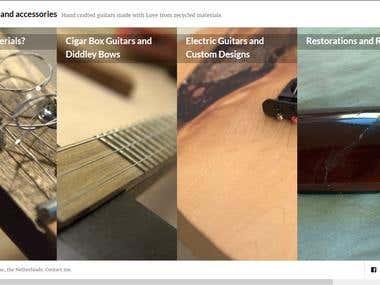 Plank Guitars