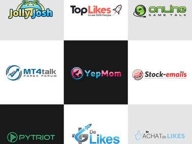 Logo design collection 2